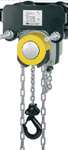 Close Headroom Trolley Hoist Yalelift 360 Image