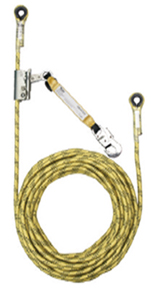 Yale Height Safety - Kernmantle Rope and Rope Grab