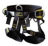 Work Positioning & Sit Safety Harness