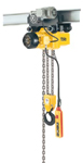 Yale Electric Hoist Model CPE with Integral Trolley Image