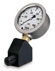Yale GYA 63 Pressure gauge Set Image