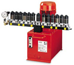 Yale Hydraulic Power Pack with 4xSolenoid Valve